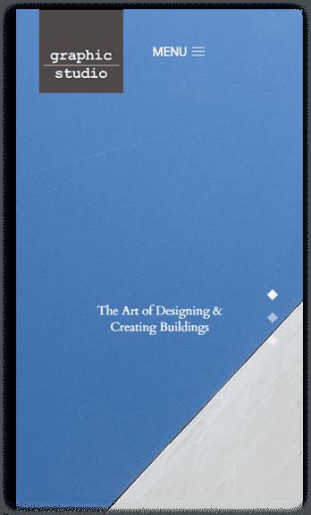 Portofoliu construcție website Creatif